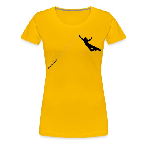 bissistarksein Stick It - Frauen Premium T-Shirt