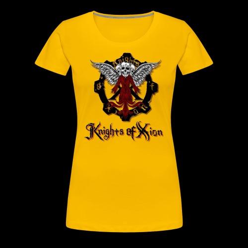 KoX1 png - Women's Premium T-Shirt