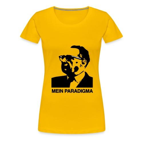 Roman_Jakobson - Frauen Premium T-Shirt