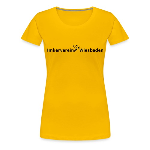 IVW -Logo - Frauen Premium T-Shirt