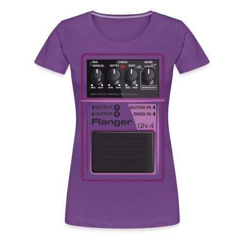Flanger - Frauen Premium T-Shirt