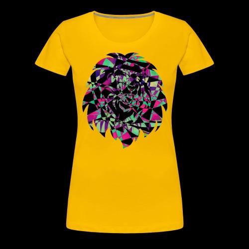 löwe2 - Frauen Premium T-Shirt