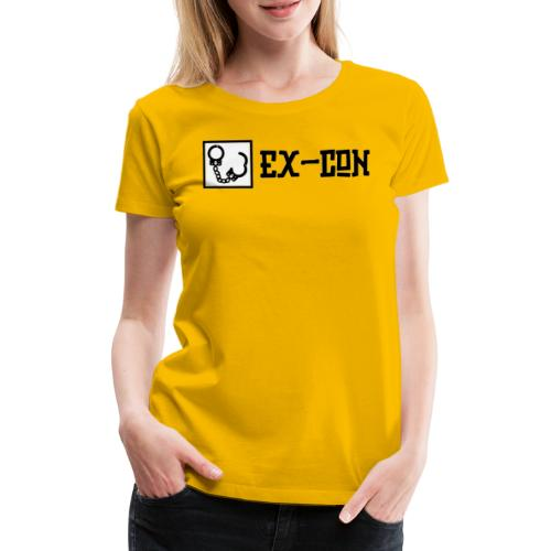 biglogoexcon - Women's Premium T-Shirt