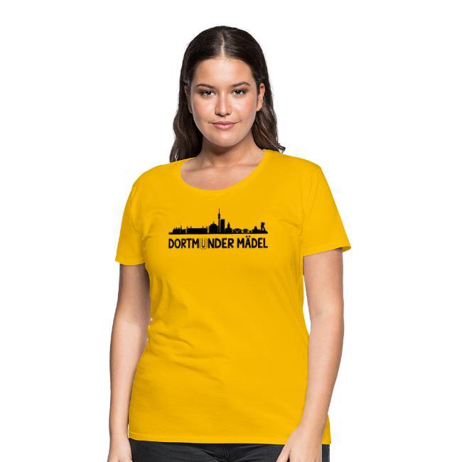 Dortmunder Mädel Skyline