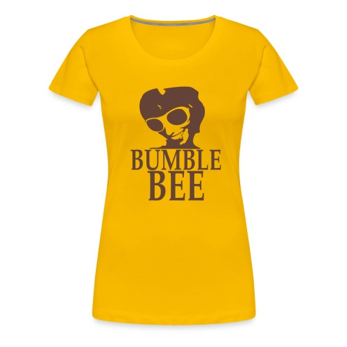 bumblebee - Frauen Premium T-Shirt