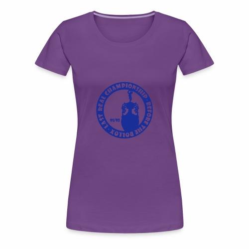 LAST CHAMPIONSHIP - Women's Premium T-Shirt
