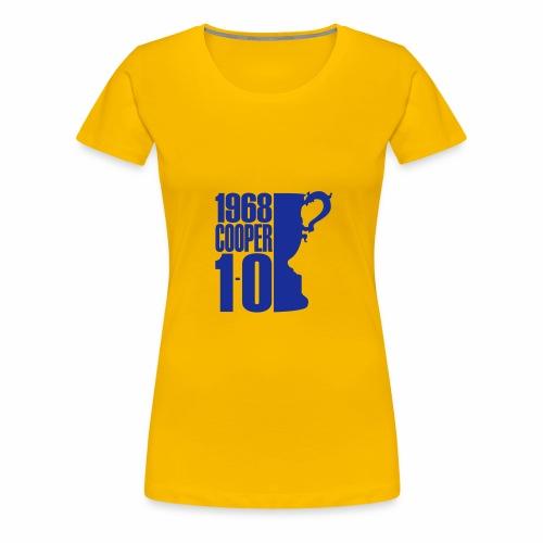 COOPER 1 0 - Women's Premium T-Shirt