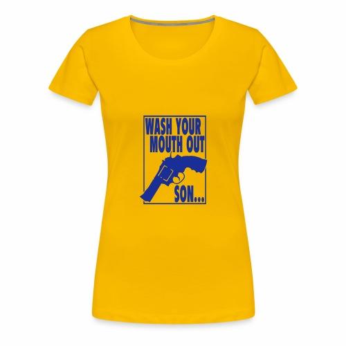 WASH - Women's Premium T-Shirt