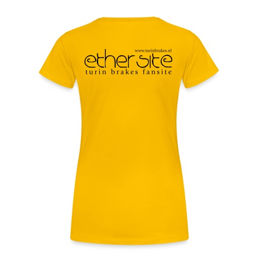 etherwb - Women's Premium T-Shirt