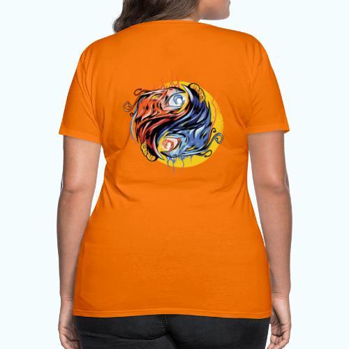 Japan Phoenix - Women's Premium T-Shirt