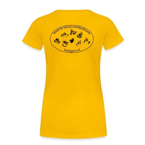 vf10405 logo vfsuw v2 - Frauen Premium T-Shirt