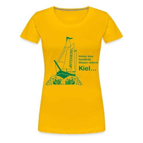 kiel vs - Frauen Premium T-Shirt