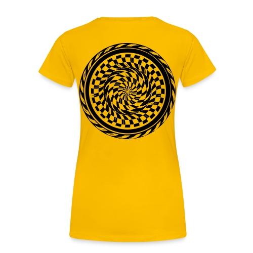 skacore - Frauen Premium T-Shirt