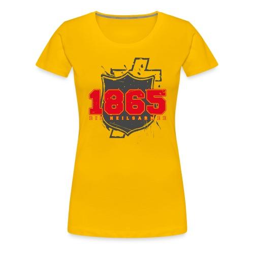 year - Frauen Premium T-Shirt