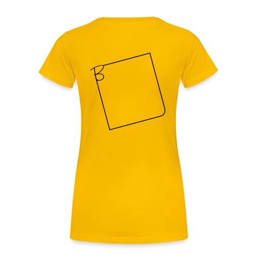 frame - Frauen Premium T-Shirt