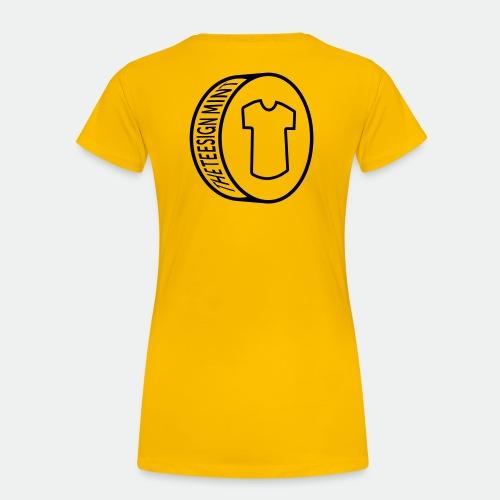 Teesign Mint Tshirt FA 5 - Women's Premium T-Shirt