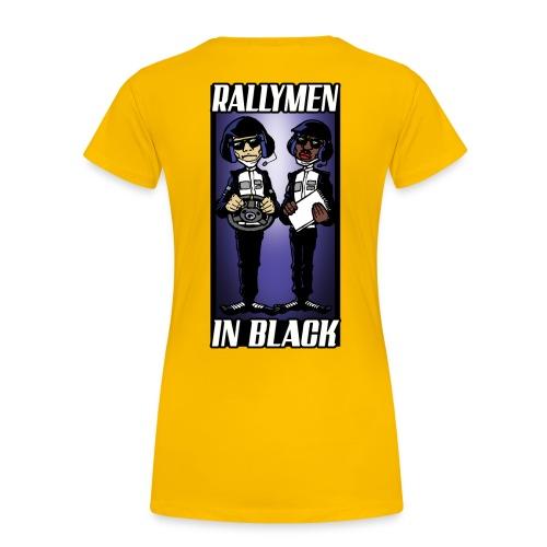 RIB png - T-shirt Premium Femme
