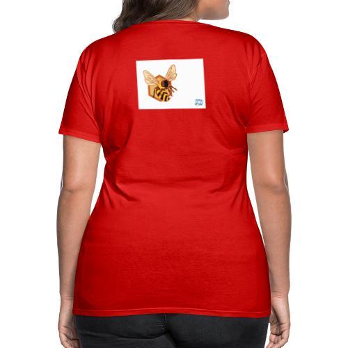 Bee United FNV - Vrouwen Premium T-shirt