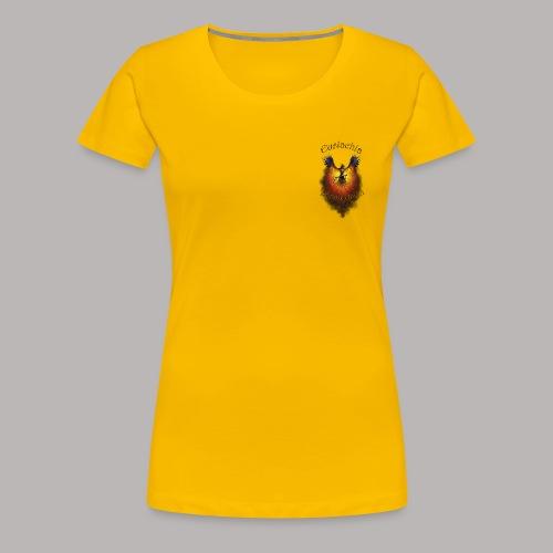 Phoenix-Logo-Seiten-gekür - Frauen Premium T-Shirt