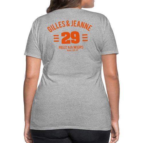 Gilles & Jeanne - T-shirt Premium Femme