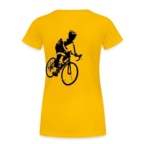 velo7 - T-shirt Premium Femme