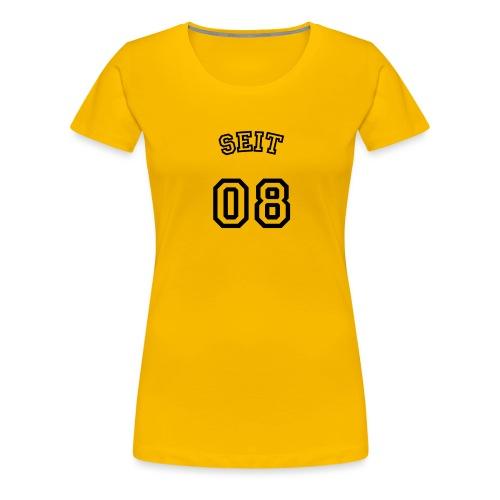 4_Seit_08 - Frauen Premium T-Shirt
