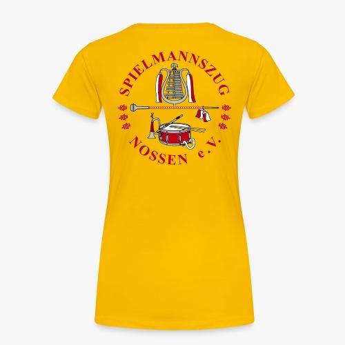 SPMZ wappen - Frauen Premium T-Shirt