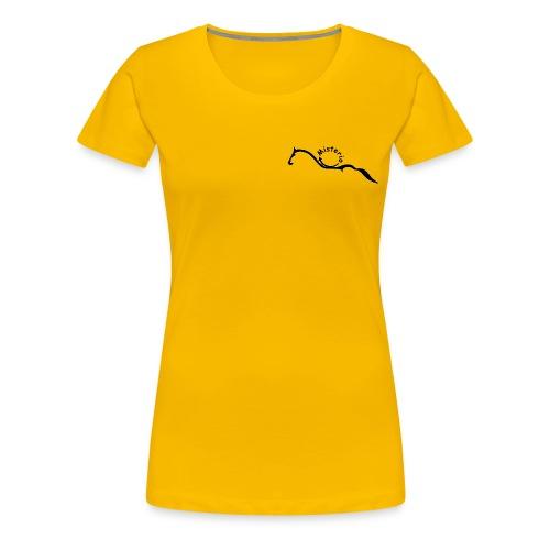 misterio logo - Frauen Premium T-Shirt