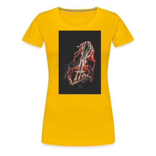 heart-less - Women's Premium T-Shirt