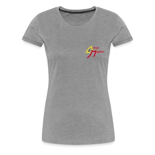 logo aviron majolan png - T-shirt Premium Femme