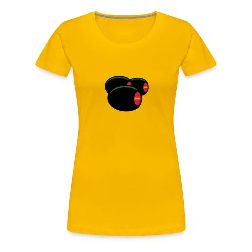 Olives - Frauen Premium T-Shirt