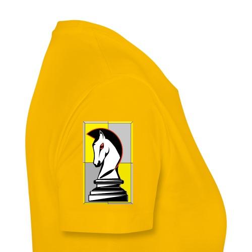 cavallo Scacchi Vers 2 - Maglietta Premium da donna