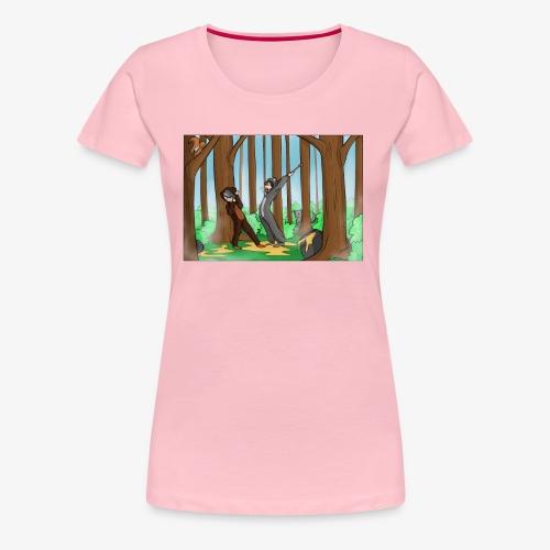 BEERTJEEE - Vrouwen Premium T-shirt