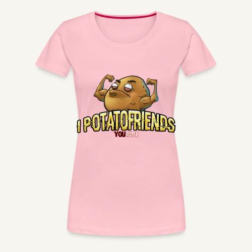 I-POTATOFRIENDS - Maglietta Premium da donna