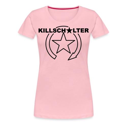 Kill switch Logo 0KS02 B - Women's Premium T-Shirt