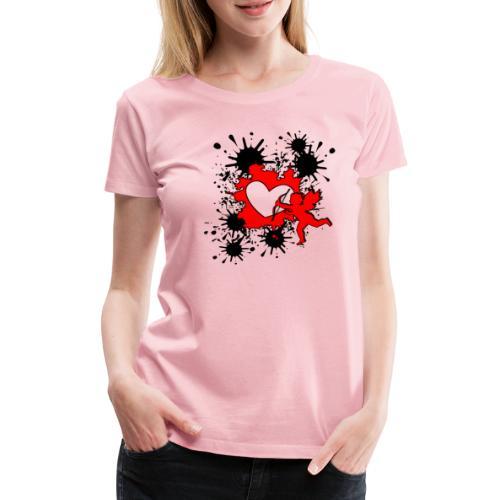 xts0392 - T-shirt Premium Femme