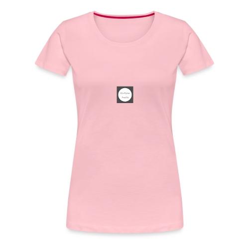 Logo til FS Media as Smart Object 1 - Premium T-skjorte for kvinner
