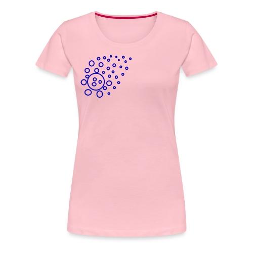 T-Shirt Kugeln - Frauen Premium T-Shirt