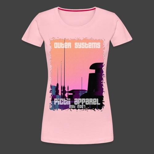 OS - 3B - Women's Premium T-Shirt