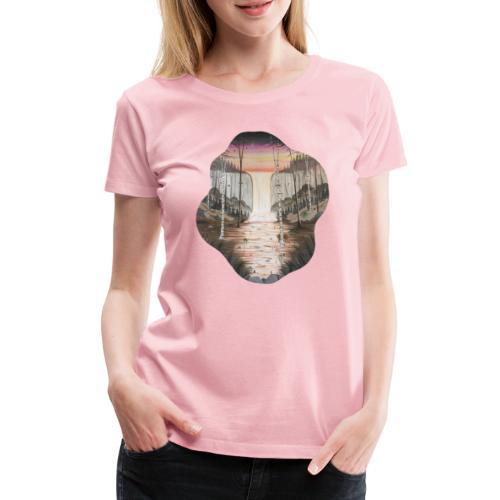 by Rasmus Bjørn - Dame premium T-shirt