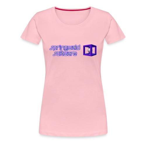 SpringwaldSoftware - Women's Premium T-Shirt