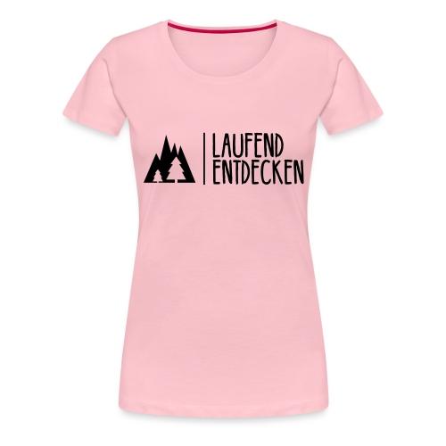 Klassisch - Flexdruck - Frauen Premium T-Shirt