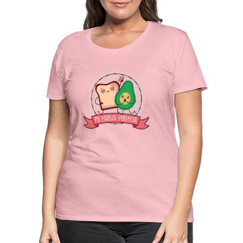 La pareja perfecta - Camiseta premium mujer