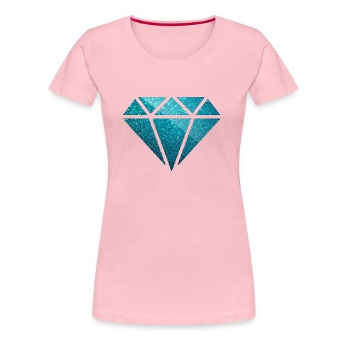 DIAMØND - Women's Premium T-Shirt