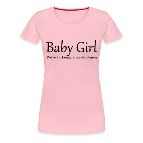 Baby girl - Women's Premium T-Shirt