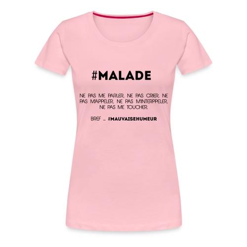 L'humeur en # - T-shirt Premium Femme