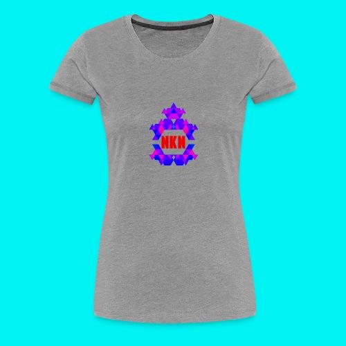 THE OFFICIAL NEUKADNEZZAR T-SHIRT - Women's Premium T-Shirt