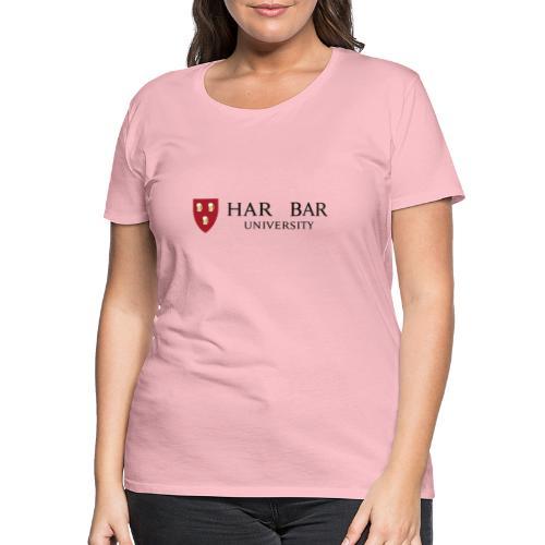 Har Bar - Camiseta premium mujer