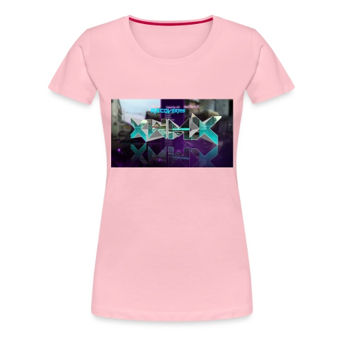 XZWhModzZX - Dame premium T-shirt