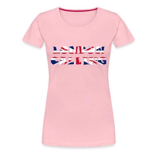 London 21.1 - Frauen Premium T-Shirt